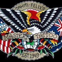 Tahiti Felix's Master Tattoo