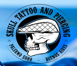 Skull Tattoo And Piercing