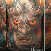 Henrik Tattoo