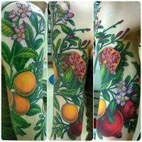 Bound Tattoo