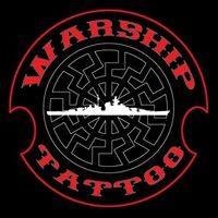 Warship Tattoo