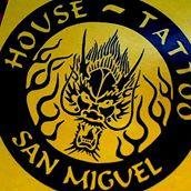 House Tattoo San Miguel