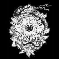 Hidden Bones Tattoo