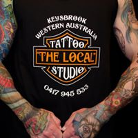 The Local Tattoo Studio