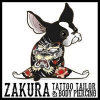 Zakura Tattoo