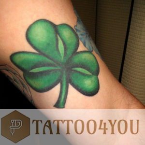 shamrock tattoo
