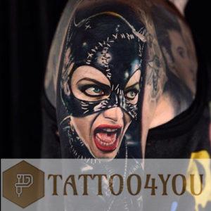 Hyper Realistic tattoo